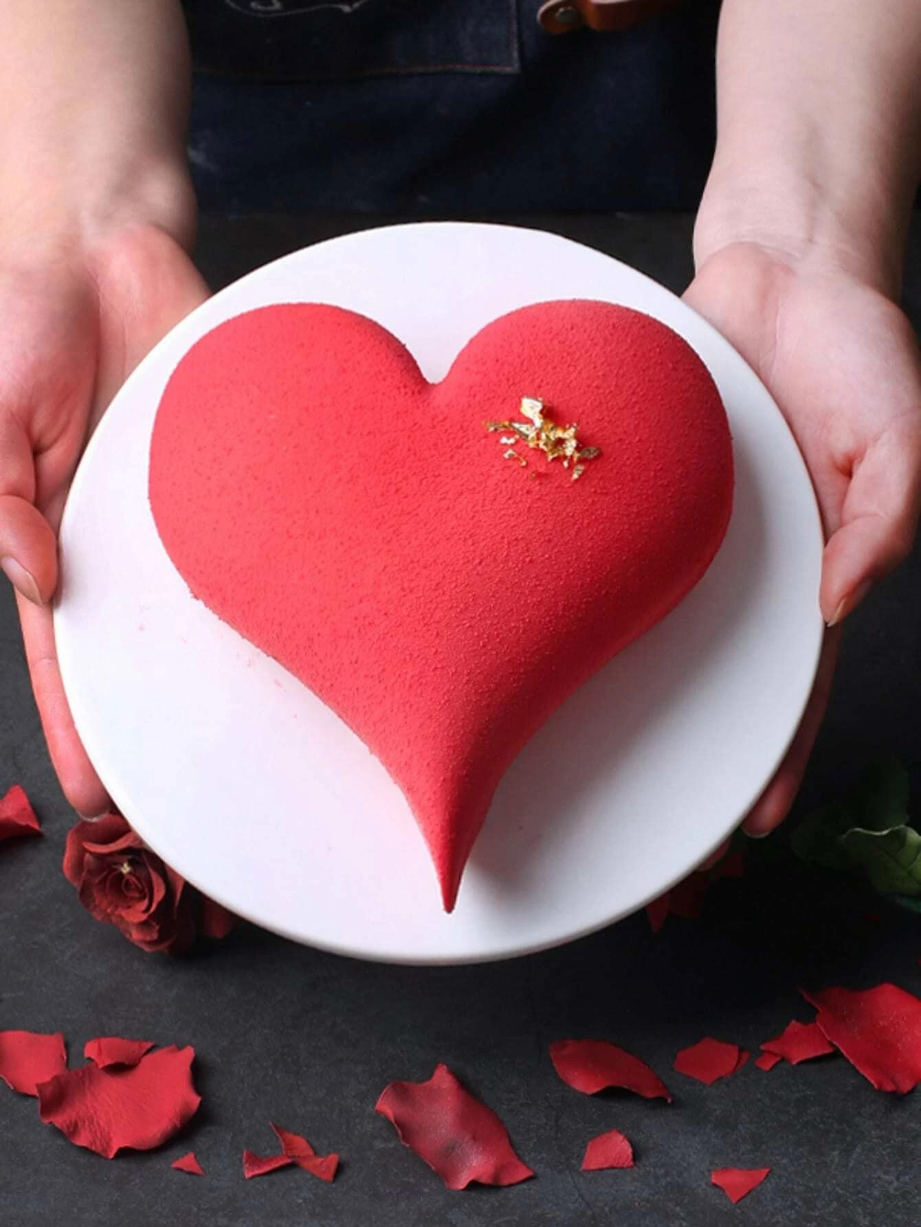 وصفات سريعه لعيد الحب