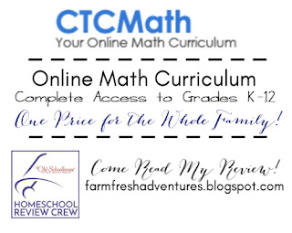 CTCMath~ Online Math Resource {Product Review}
