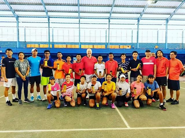 Usai Ikuti National Junior Tennis Camp - Indonesia 2020, Eky Makin Siap Berprestasi