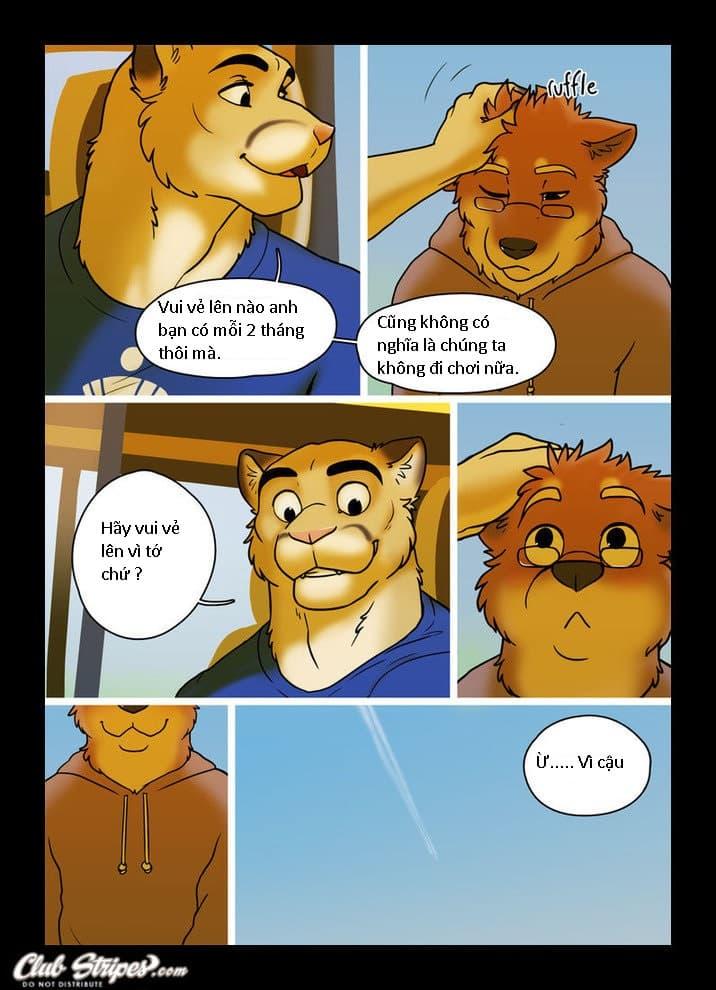 Trang 24 - Người bạn bé nhỏ 3 () - Truyện tranh Gay - Server HostedOnGoogleServerStaging