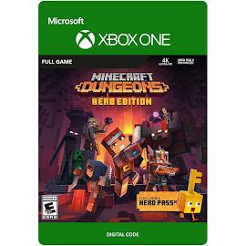 Minecraft Minecraft Dungeons Hero Edition Media