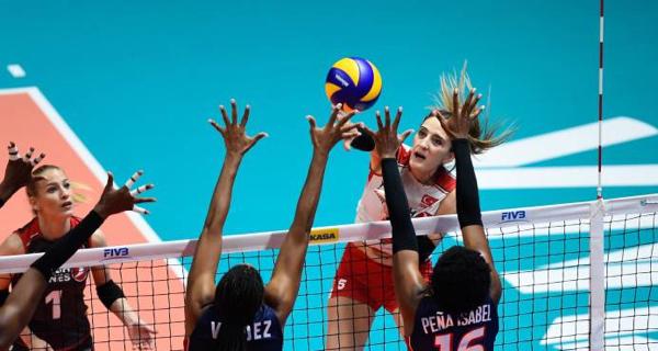Turquía derrota a República Dominicana en Liga de Naciones