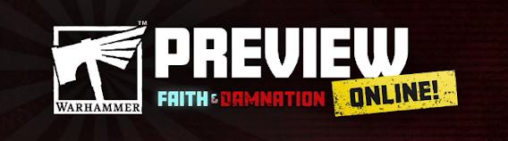 Faith & Damnation Twitch