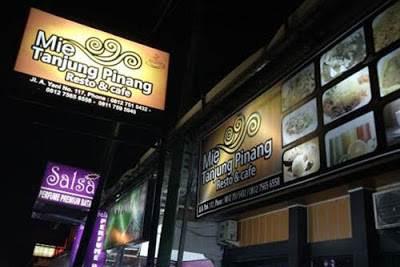 Lowongan Cafe & Resto Mie Tanjung Pinang Pekanbaru September 2019