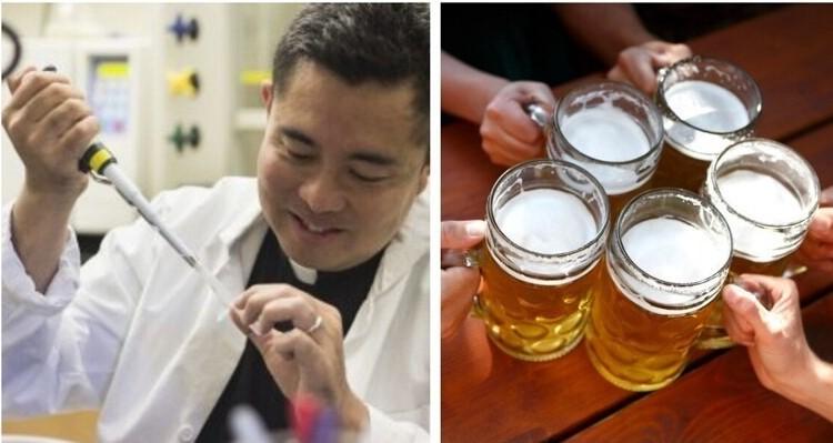 vacuna COVID-19 que se puede beber con cerveza