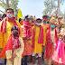गिद्धौर : महुली में प्रतिमा के प्राण प्रतिष्ठा को ले 251 कुंवारी कन्याओं ने निकाली कलश शोभा यात्रा
