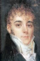 Primer Retrato de Simón Bolívar
