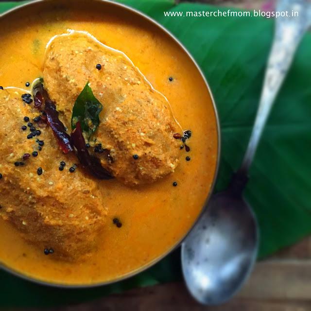 Kerala Special Mambazha Puliserry ( Onam Sadya Special Recipe)