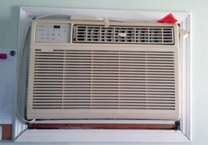 Working window unit air conditioner - Craigslist Curb Alert