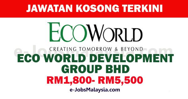Eco World Development Group Bhd