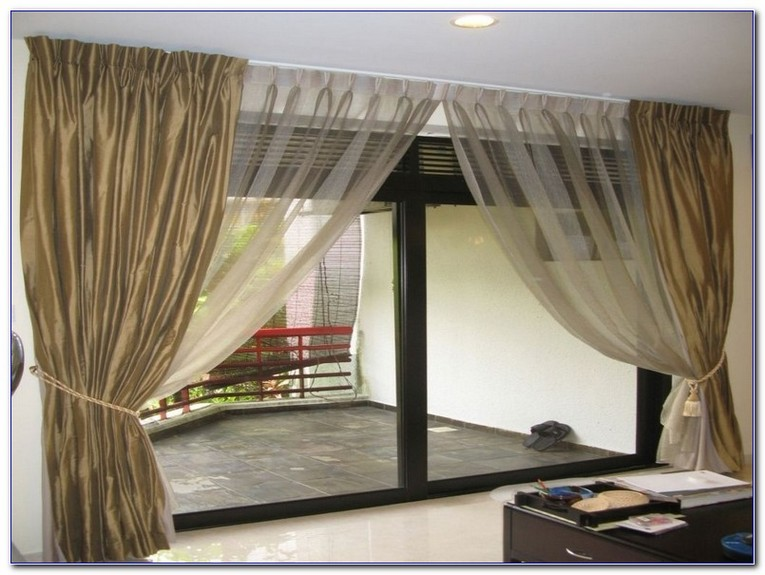 Valance Window Treatments For Sliding Glass Doors Home Car