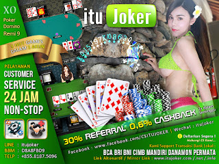 Pusat Jackpot Poker Online