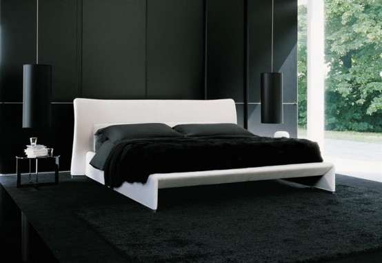 dormitorios oscuros masculinos dormitorios negros black bedrooms ideas terrys fabrics s blog