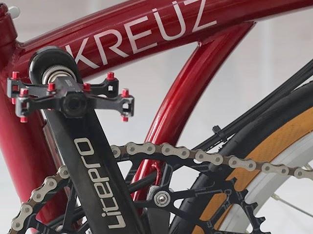Bandung Punya Produk Sepeda Kreuz, Pesanannya Sampai Antre Hingga 2023