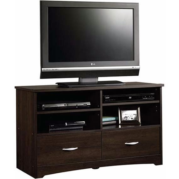 Corner TV Stand for 60 Flat Screens picture