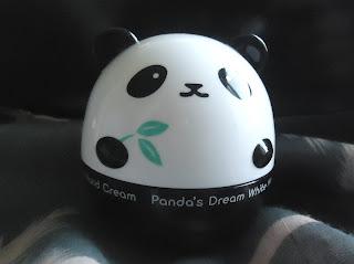 """La crème pour les mains """"Panda's Dream"""" de Tony Moly"""