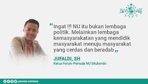 """Ketua Forum Pemuda NU Situbondo Beri Ultimatum: """"Tolak Politik Uang Pada Konfercab NU Situbondo 2021"""""""