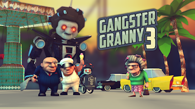 Gangster Granny 3 Mod Apk Data v1.0.1-Screenshot-1