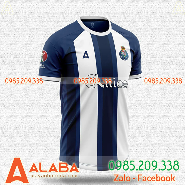Đặt may áo bóng đá đẹp và rẻ - Mã ALB 109