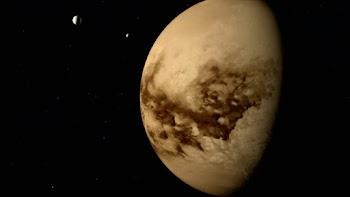 Científicos Planean Enviar un Submarino a Titán la Luna más Grande de Saturno