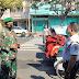 Tekan Penyebaran Covid-19, Serma Widiyanto Gencar Sosialisasikan Protokol kesehatan