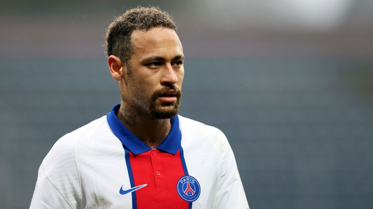 Neymar is set to make his return from injury for Paris-Saint Germain