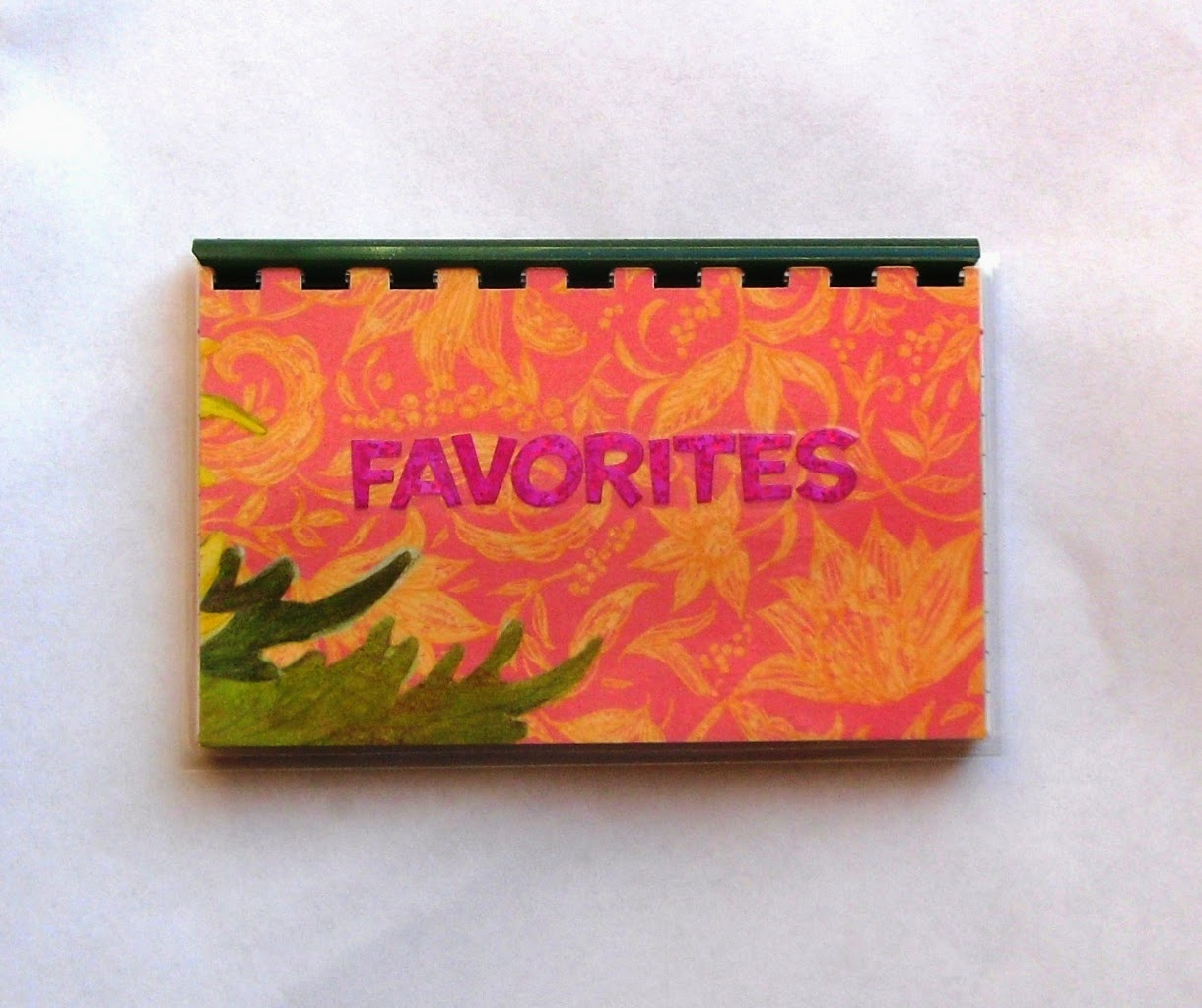 handmade orange and red favorites blank recipe book?ref=shop_home_active_10