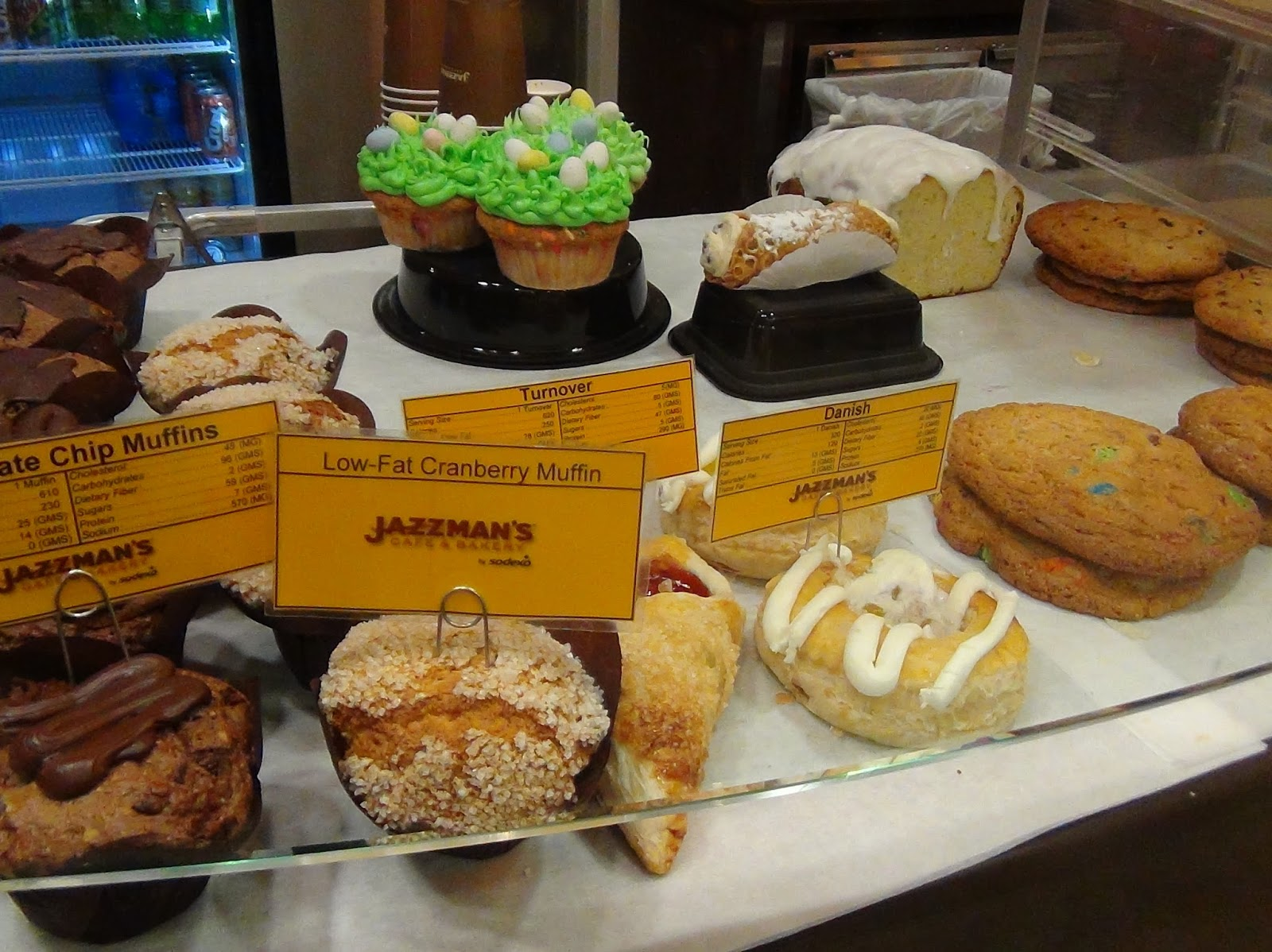 Jazzman S Cafe Bakery Food