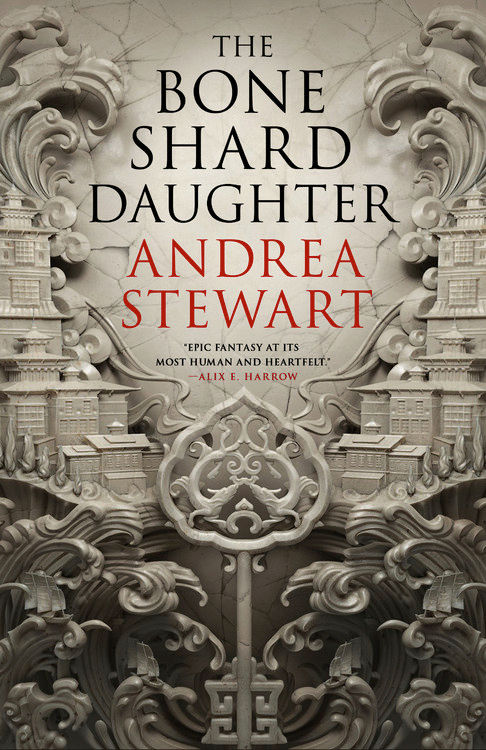 Interview with Andrea Stewart, author of The Bone Shard Daughter