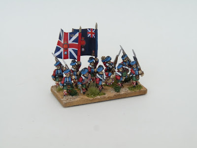 2nd place: AWI Highlanders, by BH62 - wins £10 Pendraken credit!