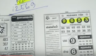 Thailand Lottery Final Recommendations For sixteen-01-2019 | Thai Lotto VIP