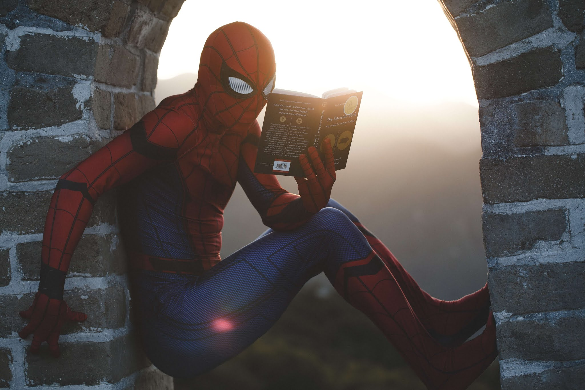 responsability, superpower, spiderman, read
