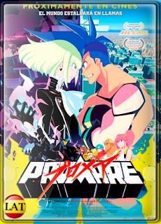Promare (2019) DVDRIP LATINO