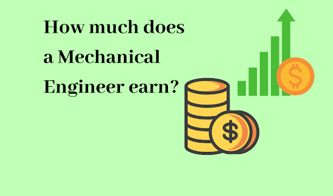 Mechanical engineer salary | The Mechanical post