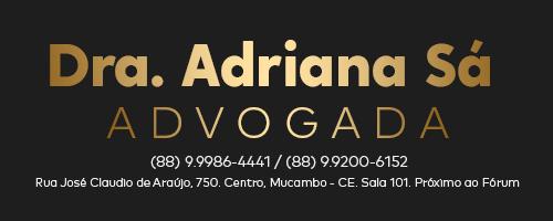 Mucambo: Escritório de Advocacia Dra. Adriana Sá chega a cidade.