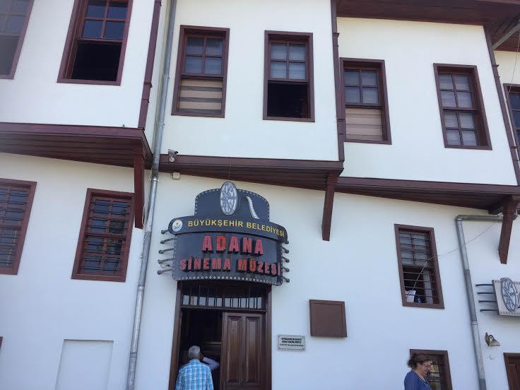 GEZGİNİM GEZGİN: Adana Sinema Müzesi-Türkiyenin İlk Kent ...