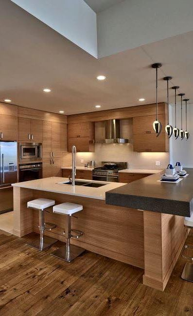 30 Elegant Contemporary Kitchen Ideas
