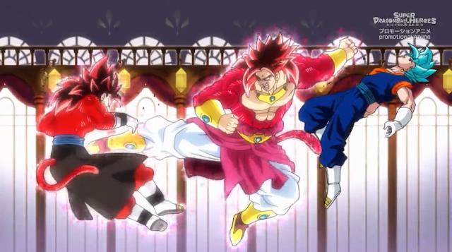 Super Dragon Ball Heroes: Big Bang Mission Episode 10 Subtitle Indonesia