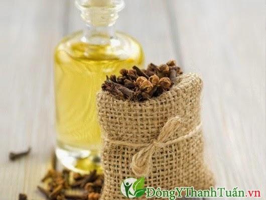 Cách chữa viêm lợi hiệu quả bằng dầu đinh hương