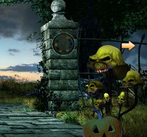 FirstEscapeGames Halloween Zombie Escape