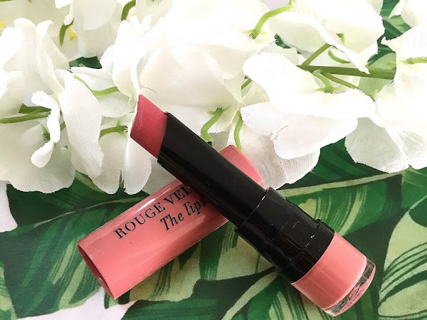 Bourjois Rouge Velvet Flaming Rose Lipstick