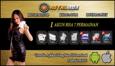 Situs Idn Poker Terbaik Royal303