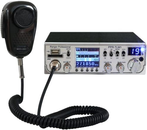 Ranger Professional PPR-TLM1 40 Channel CB Radio