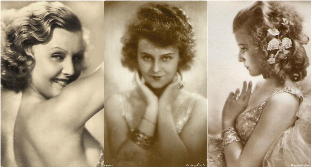 45 Glamorous Photos of Lilian Harvey in the 1920s and '30s