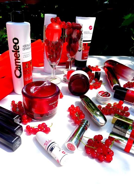 Kolor dnia: Czerwień