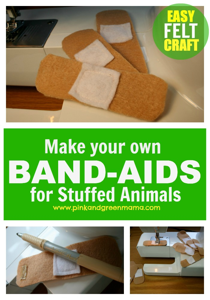 Band Aid Craft Projects