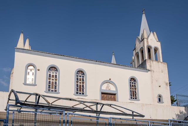 Igreja Ortodoxa Grega São Savas - lateral