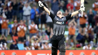 Colin Munro 104 - New Zealand vs West Indies 3rd T20I 2018 Highlights