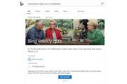 Weekly Quiz Bing News