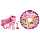 My Little Pony Single with DVD Pinkie Pie Brushable Pony